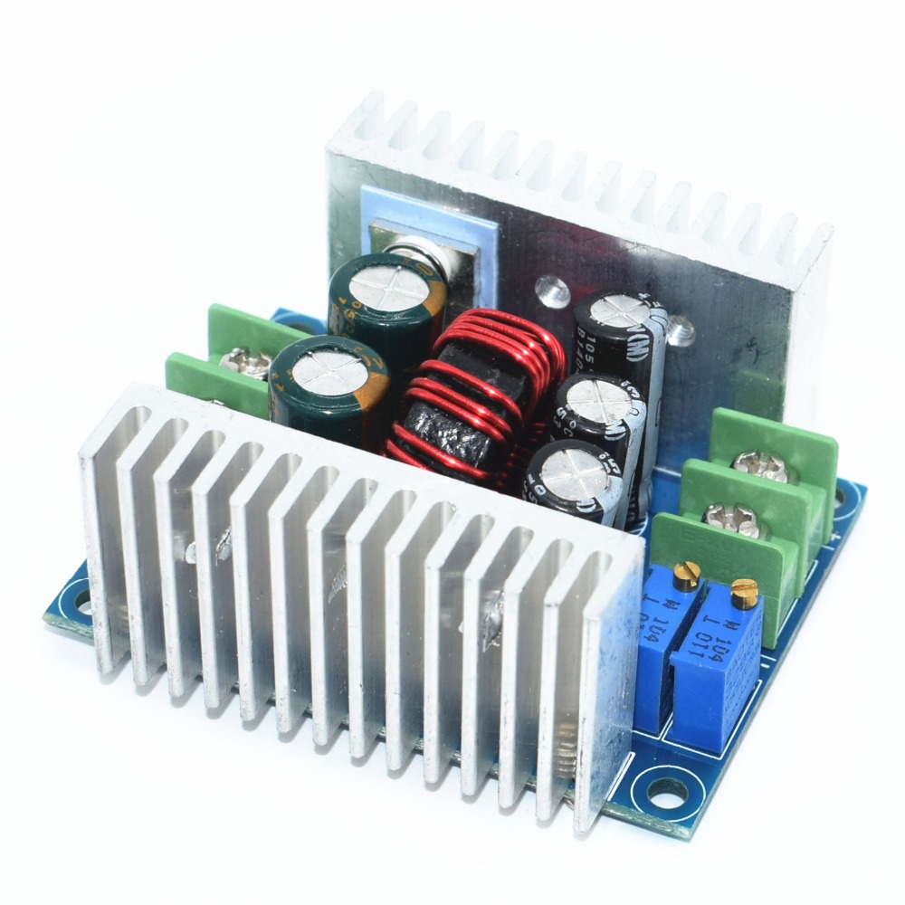 10pcs 300W 20A DC DC Buck Converter Step Down Module Constant Current LED Driver Power Step