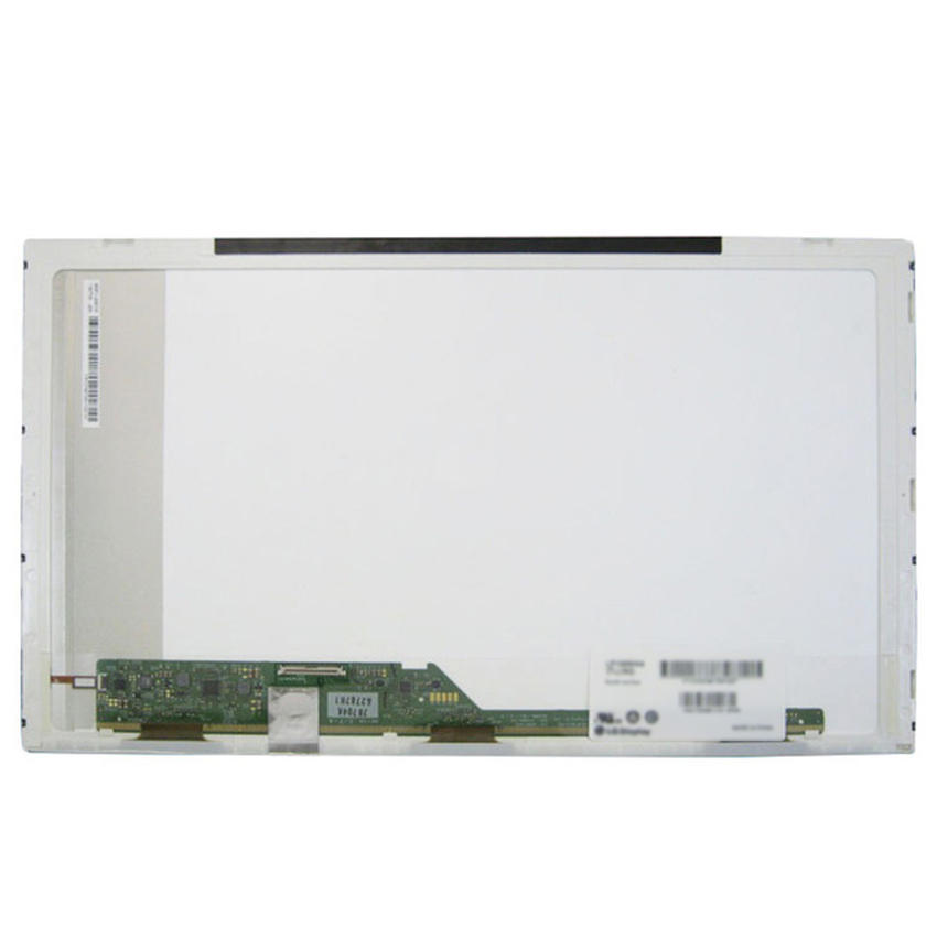 For samsung r519 lcd Screen Glossy Matrix for Laptop 15.6 HD 1366*768 LED Display Replacement new lcd for samsung r580 screen matrix for laptop 15 6 hd 1366 768 40pin led display panel