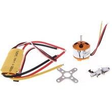 Таро 1 компл. A2212 13 т 2212 930KV 1000KV 1400KV 2200KV безщеточный 30A 40A ESC для F450 F550 RC Quadcopter Hexacopter