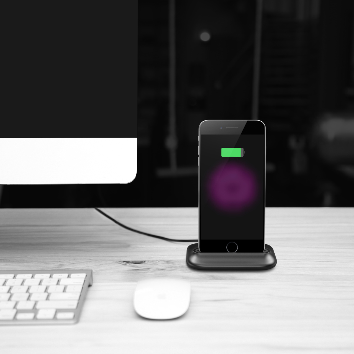 Baseus Dock Station Docking Charger For iPhone X 8 7 6 6s Plus SE 5s ...