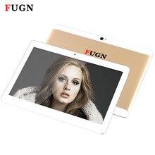 Оригинальный fugn 10′ Android Планшеты PC 6.0 смартфон Планшеты Dual Sim G Сенсор Wi-Fi Портативный Smart планшеты с OTG TF Слот для карт