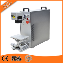 30W fiber laser marking machine MOPA M1 for iphone body fiber 30w laser marker