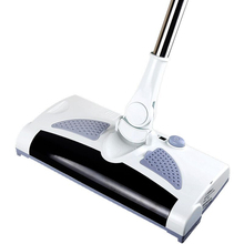 ФОТО W-S05 Electric HandHeld House Mop Robot  Cleaner  Home Push Wireless Manual  Cleaners Robot Sweeper