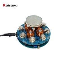 ماكينة حفر مغناطيسية ذاتية الصنع مجموعة اصنعها بنفسك وحدة رفع مغناطيسية بوزن لمبة LED 300 جرام