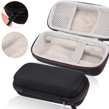 Mayitr EVA Portable Case Shaver Storage Hard Trimmer Accessories Travel Bag Box