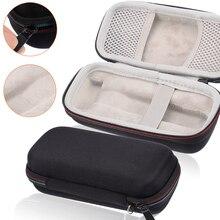 Mayitr EVA портативный Чехол бритва хранение Твердый Чехол Триммер аксессуары для бритья хранение дорожных сумок коробка