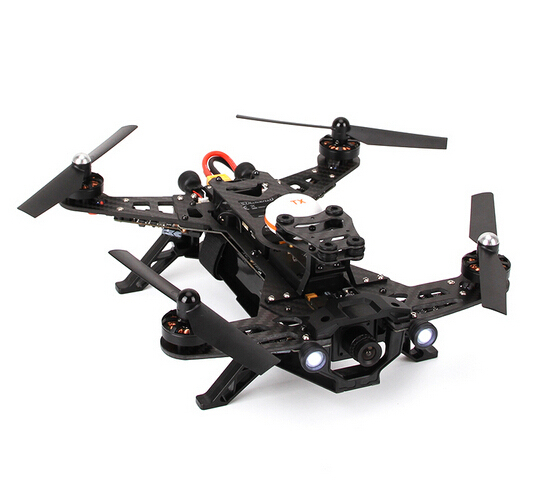 F15609 Walkera Runner 250 RTF FPV Drone Quadcopter with DEVO 7 HD Camera Image Transmission Basic 2