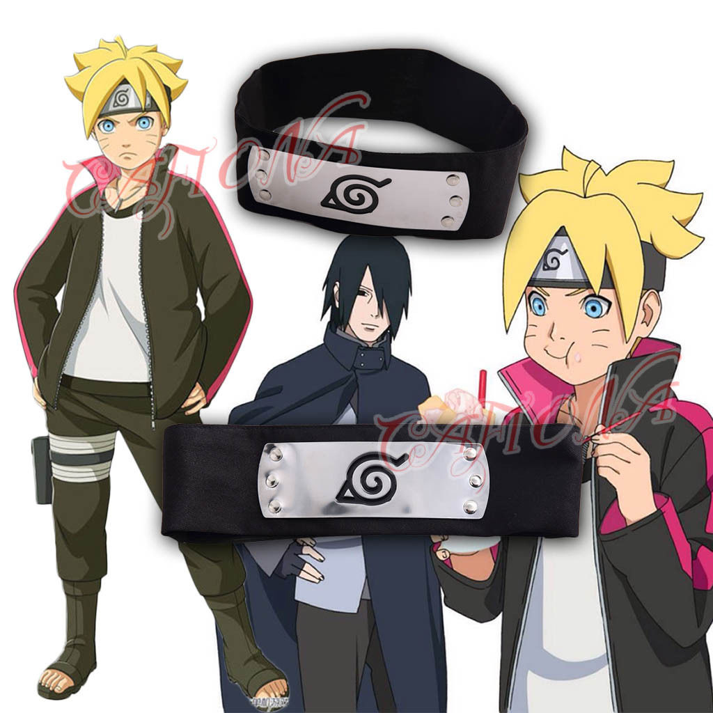 Costume Props Novelty & Special Use Dependable Man Cosplay Anime Naruto The Last Shippuden Uzumaki Naruto Boruto Headband Cosplay Accessory For Halloween Party