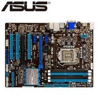 Asus P8Z77 V LX Desktop Motherboard Z77 Socket LGA 1155 I3 I5 I7 DDR3 32G ATX