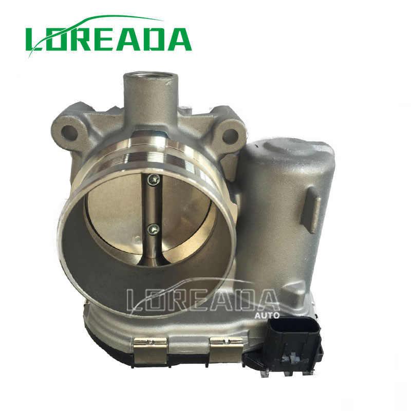Loreada Throttle Body Assembly For Ford ESCAPE EXPLORER EDGE FOCUS FUSION  MKZ TAURUS KUGA 0280750586 CM5E-9F991AD