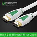 Ugreen HDMI cable HDMI to HDMI cable 1M 2M 3M 5M 15M 4K HDMI cable 1.4 1080P 3D for PS3 projector HD LCD Apple TV computer cable