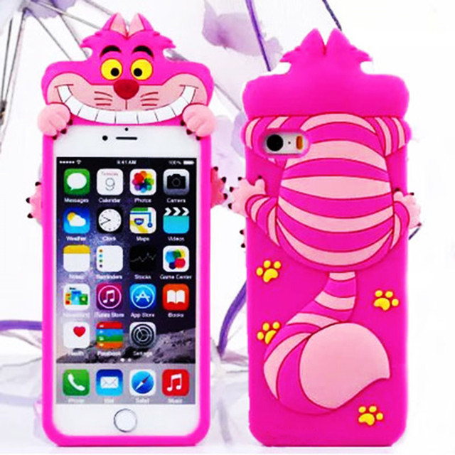 coque iphone 7 wonderland