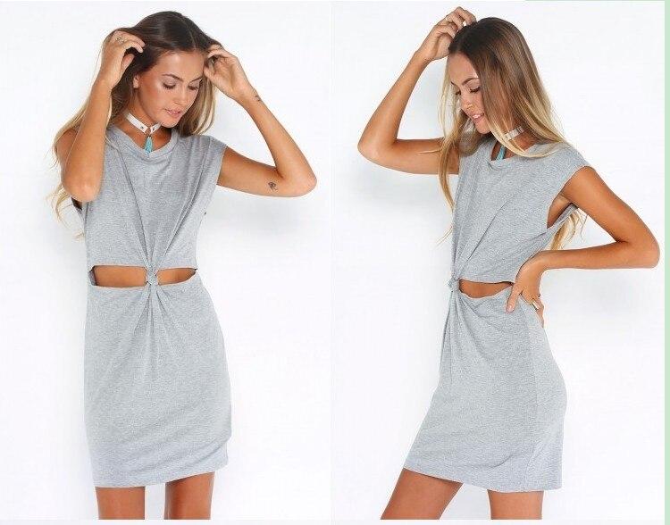 new girls causal summer holiday beach dress women nice