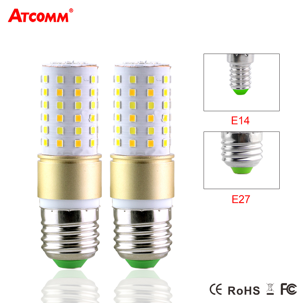 E27 Ampoule Us 3 61 29 Off E14 E27 Ampoule Led Corn Bulb 5w 7w 10w Ac 85 265v Led Light Emitting Diode Spotlight Bombillas Color Temperature Dimmable Bulb In