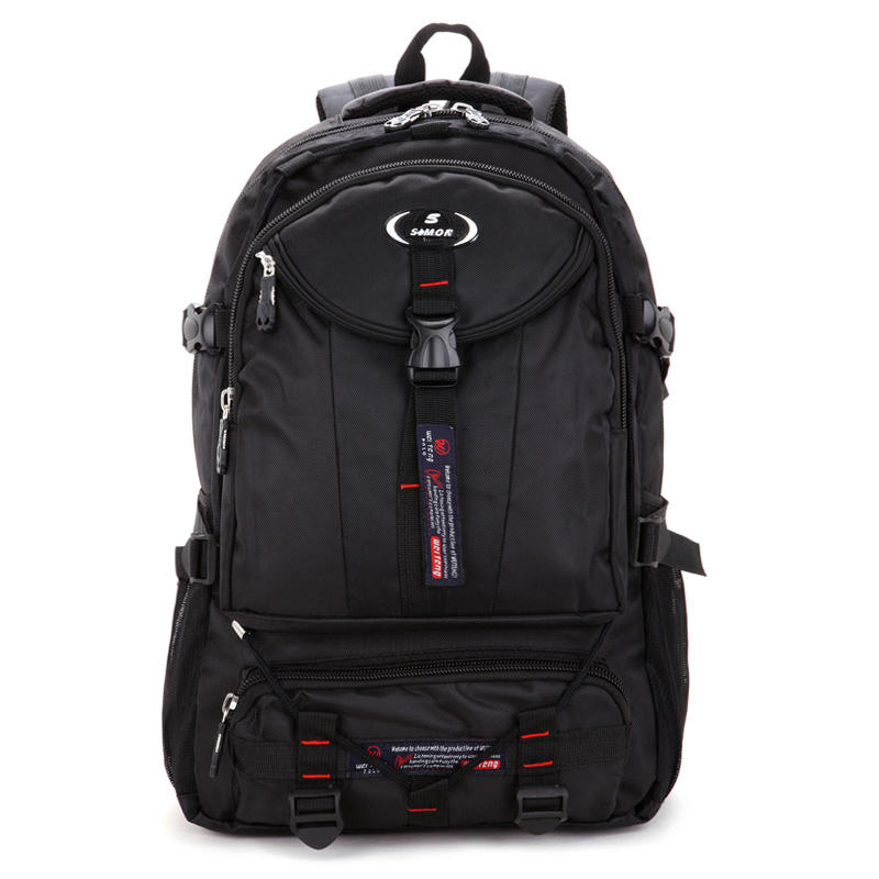 цена на Male backpack large capacity students bag backpacks for men laptop bag High quality travel bag backpack