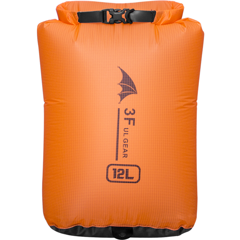 3F UL GEAR Drifting Bag 15D Silicone Pack Dry Sack Waterproof Bags For Canoe Kayaking Rafting 6L 12L 24L 36L Camping Hiking