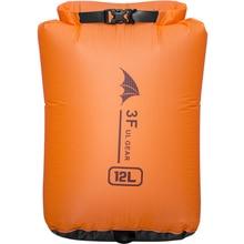Drifting-Bag Waterproof-Bags Dry Sack Ul-Gear Pack Kayaking Camping 3F 12L for Canoe