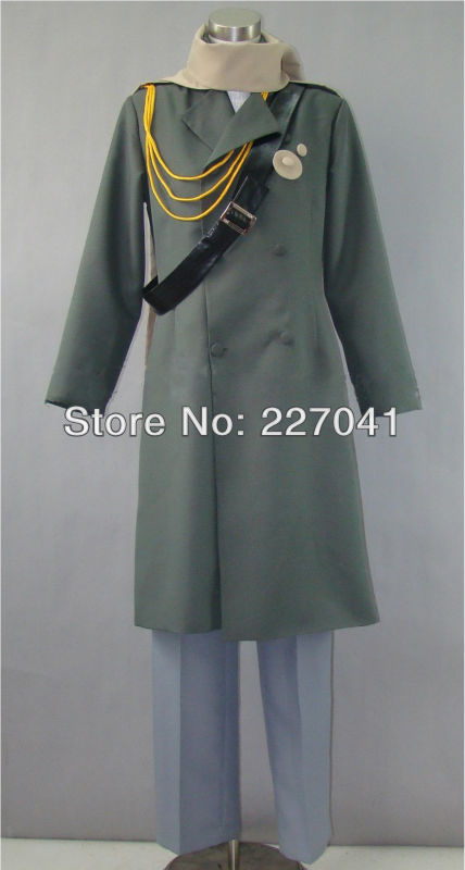 Axis Powers Hetalia Turkey uniform Cosplay Costume