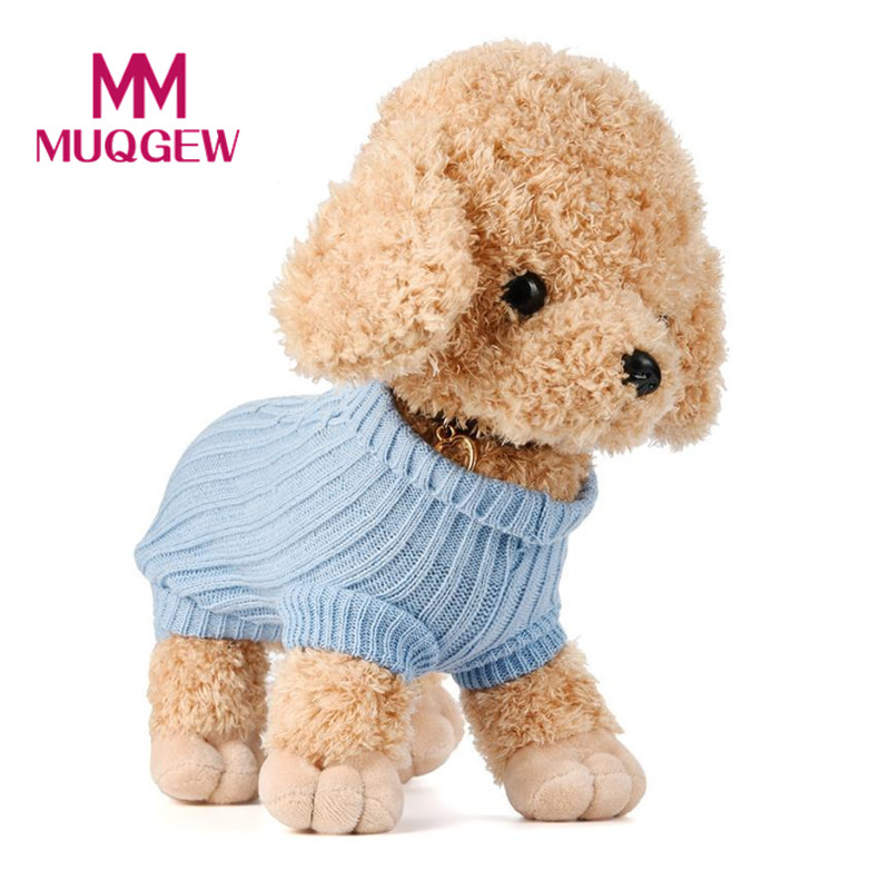 pet dog sweater winter warm christmas clothing costume small Pet Dog Cat Knitted Jumper  ...