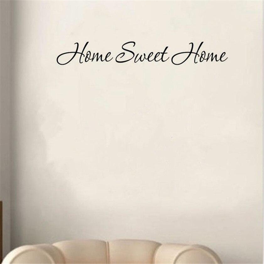 Wallpaper Sticker Home Decoration Creative Wall Decals Decorative Vinyl Wall Wtickers Wallpapers For Living Room 2018 B#