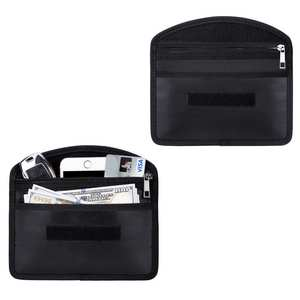 Storage-Bags Product-Holder Package Phone-Organizer Interference Anti-Signal New Fireproof