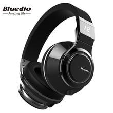 Bluedio Victory High-End Drahtlose Bluetooth kopfhörer PPS12 treiber wireless headset über die kopfhörer mit mikrofon
