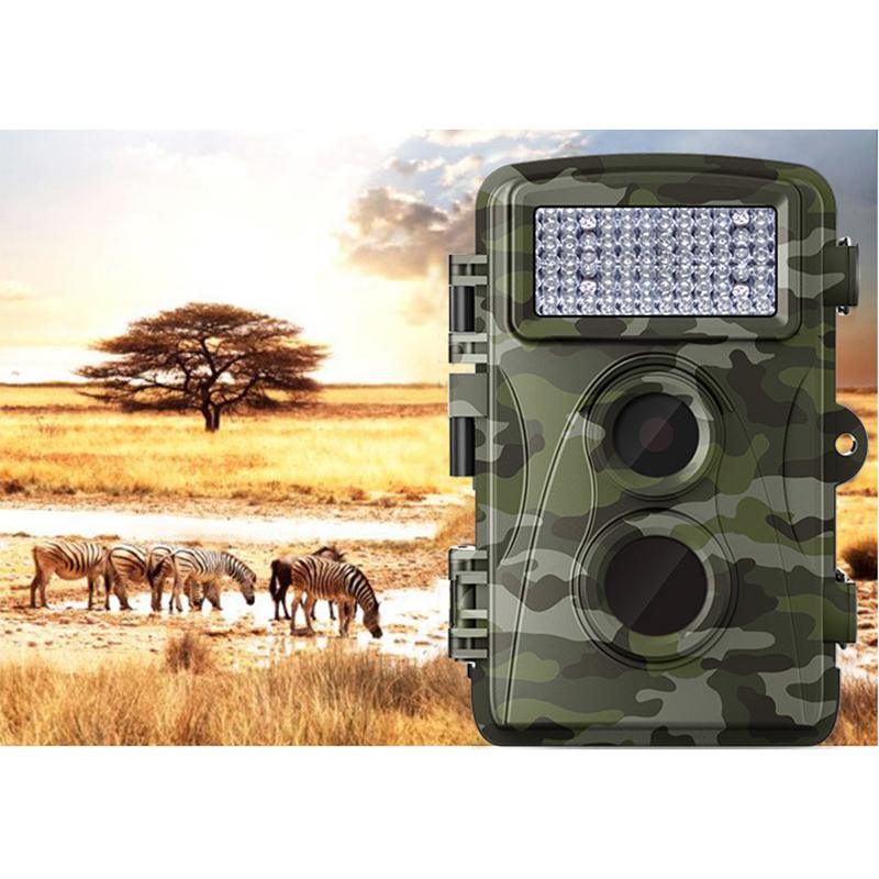 Hunting Camera 500 Million Pixels CMOS IR Infrared Wildlife Hunting Camera Scouting Trail Hunter Cam Rainproof Hunting Cameras
