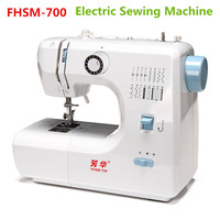 FangHua 700 multi function household electric sewing machine, side whipstitch,16 kinds of stitch