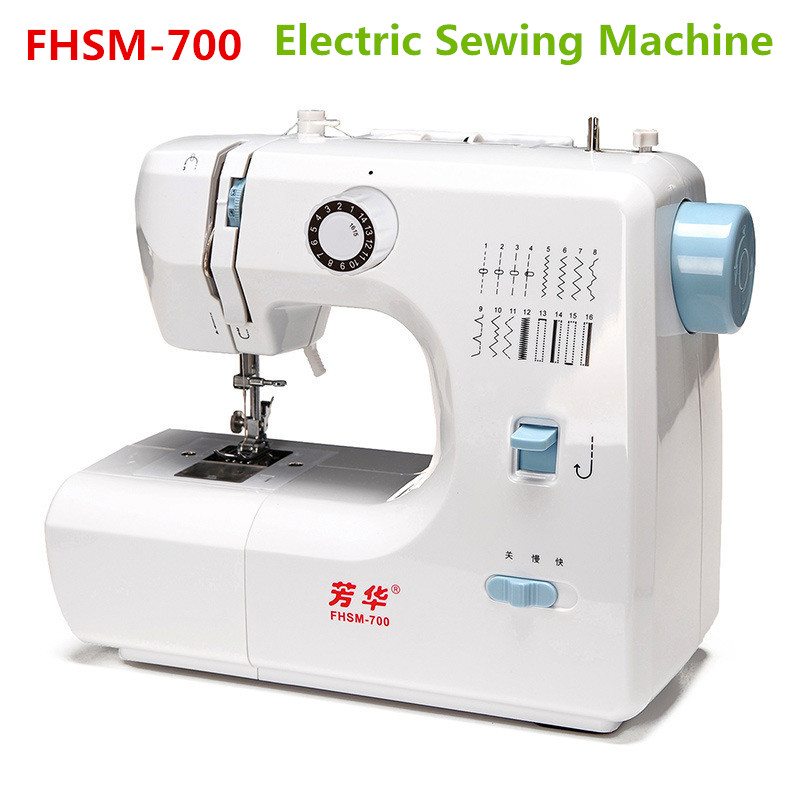 Electrical Sewing Machine : Fanghua multi function household electric sewing