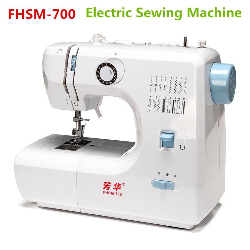 FangHua 700 multifunctionele huishoudelijke elektrische naaimachine, - Kunsten, ambachten en naaien