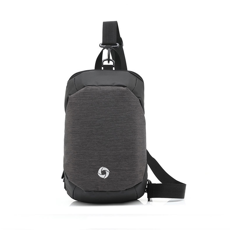 TOP POWER Men Bag Oxford Men Chest Pack Shoulder Strap Back Bag Fashion Crossbody Bags for Women Shoulder Bag Back Pack Travel