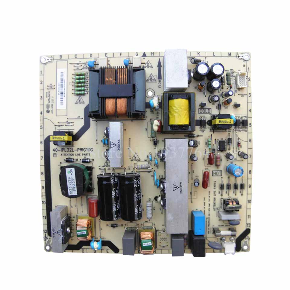 original for board For 40-IPL32L-PWG1XG power supply board used цена