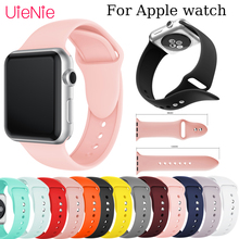 Silicone strap For Apple Watch 40mm 44mm 38mm 42mm Frontier/classic wrist band for Apple Watch series 4 3 2 1 iWatch band y shape silicone strap for apple watch 40mm 44mm 38mm 42mm frontier smart watch band for apple watch series 4 3 2 1 iwatch