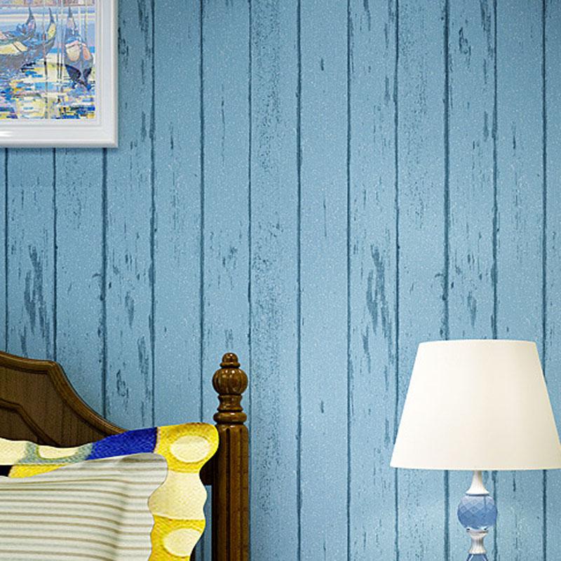 Online Get Cheap Streifen Tapete Blau -aliexpress.com | Alibaba Group Vintage Wohnzimmer Blau