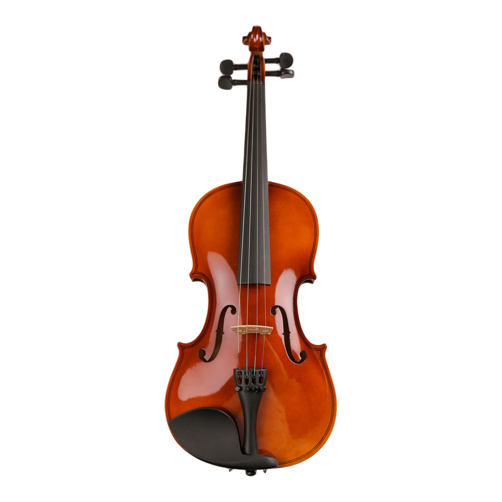 w/ Case Mute Bow Strings Shoulder Rest Oil Varnish Solid Wood Acoustic Violin 4/4 3/4 Violino for Students Beginner Kids for kids w case mute bow strings students beginner acoustic violin oil varnish craft stripe solid wood violino violin 4 4 3 4