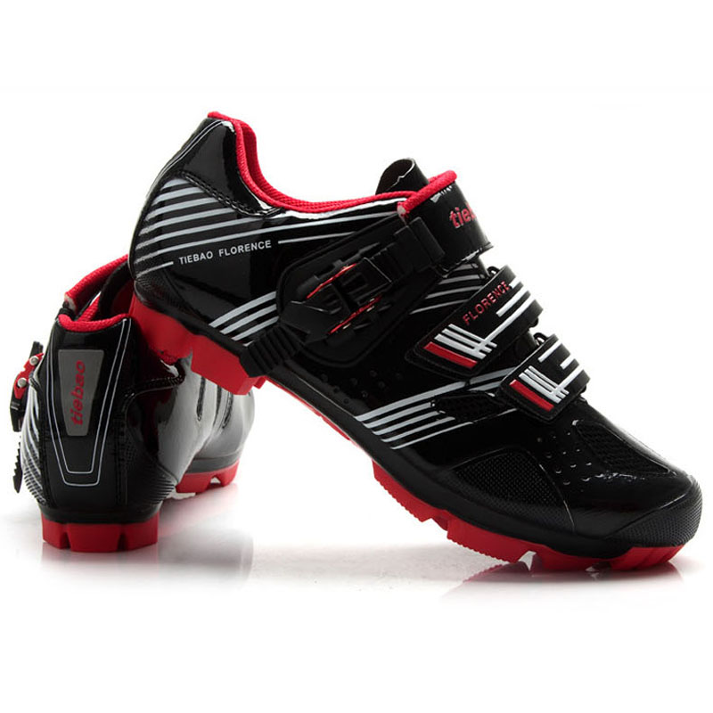 Teibao MTB Cycling Shoes Men Breathable Mountain Bike Riding Shoes Self-Locking Bicycle Sport Shoes Zapatillas Ciclismo tiebao black road bike shoes ultralight bicycle road shoes men cycling shoes self locking sport shoes zapatillas ciclismo
