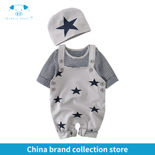 baby clothes Autumn newborn boy girl clothes set baby fashion infant baby brand products clothing bebe newborn romper MD150Q10