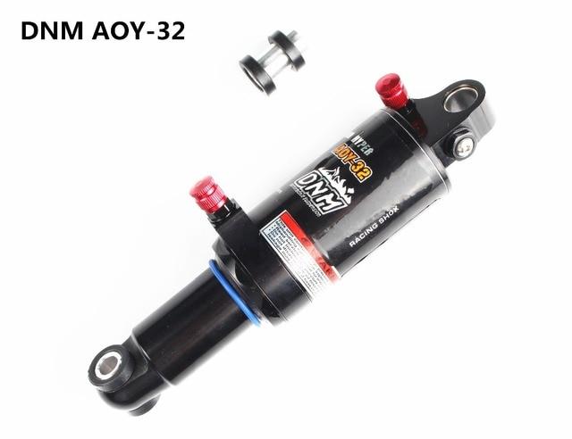 2018 New Dnm Aoy 32 Mountain Downhill Bike Coil Rear Shock 165mm