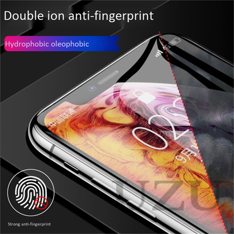 Ultra Thin 10D Full Hydrogel Protective Film for Motorola moto Z Clear Screen Protector for Motorola Z Play Soft Membrane