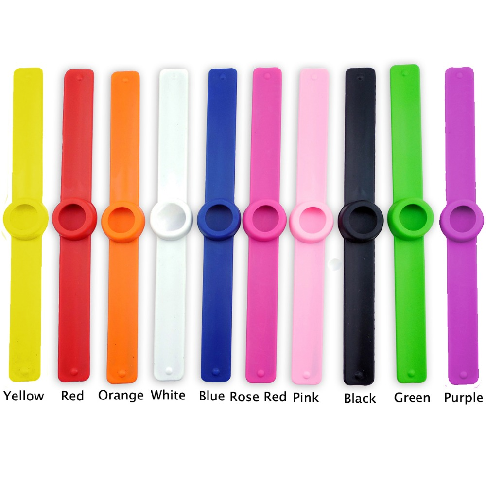 ZP-BS897 Silicone Diffuser Locket Bracelet-1