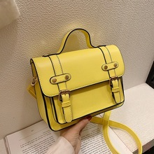 JIULIN 2019 New Postman Bag Handbag Single Shoulder Slant Crossing Leisure Trend