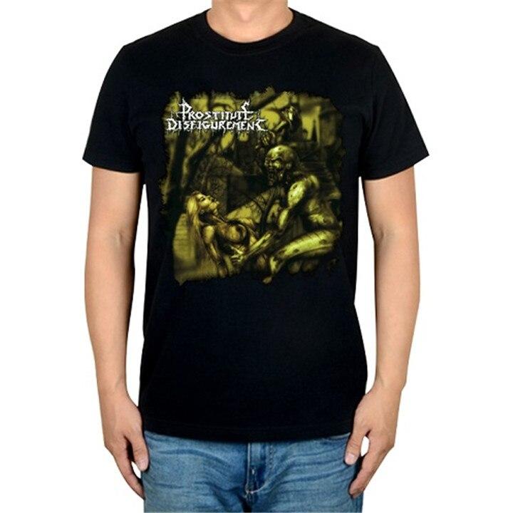 16 дизайнов, футболка для проститутки, секс, убить рок, брендовая футболка, хлопок, панк, фитнес, Hardrock, металл, черный, длинный рукав, рубашки - Цвет: 6