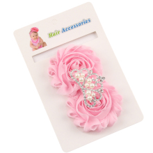 Big Crown Flower Hair Band Beautiful crown Headband Crown Flower Headwear Hair Accessories EASOV W127
