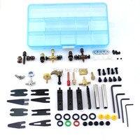 9191 برو diy عدة من أجزاء والملحقات ل وشم آلة الوشم إصلاح وصيانة معدات الوشم إمدادات الشحن مجانا