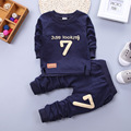 KIDS CLOTHES Clothing Cotton Girls Boys Sets Coat+Pants 2pcs Ropa Mujer Baby New Year Costumes For Kids Girl Children Infant Boy