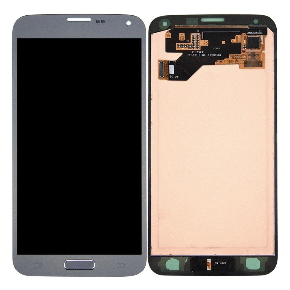 Ecran lcd d'origine + Écran Tactile pour Galaxy S5 Neo/G903