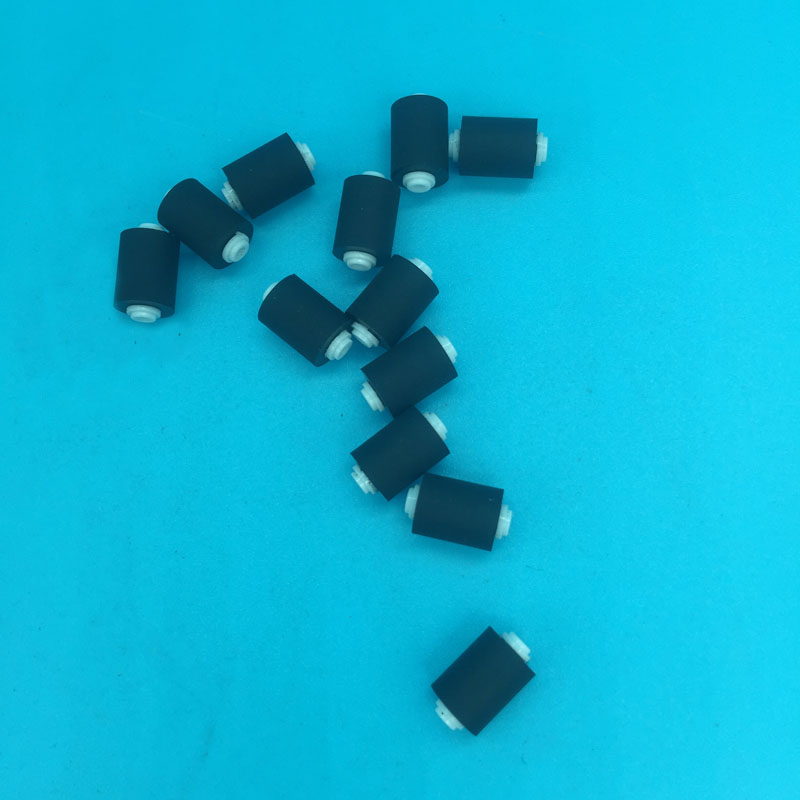 30PCS F186010 DX5 printhead rubber pinch roller 11.5MM for Mimaki JV33 JV5 JV22 JV3 JV4 printer press paper pinch roller wheel