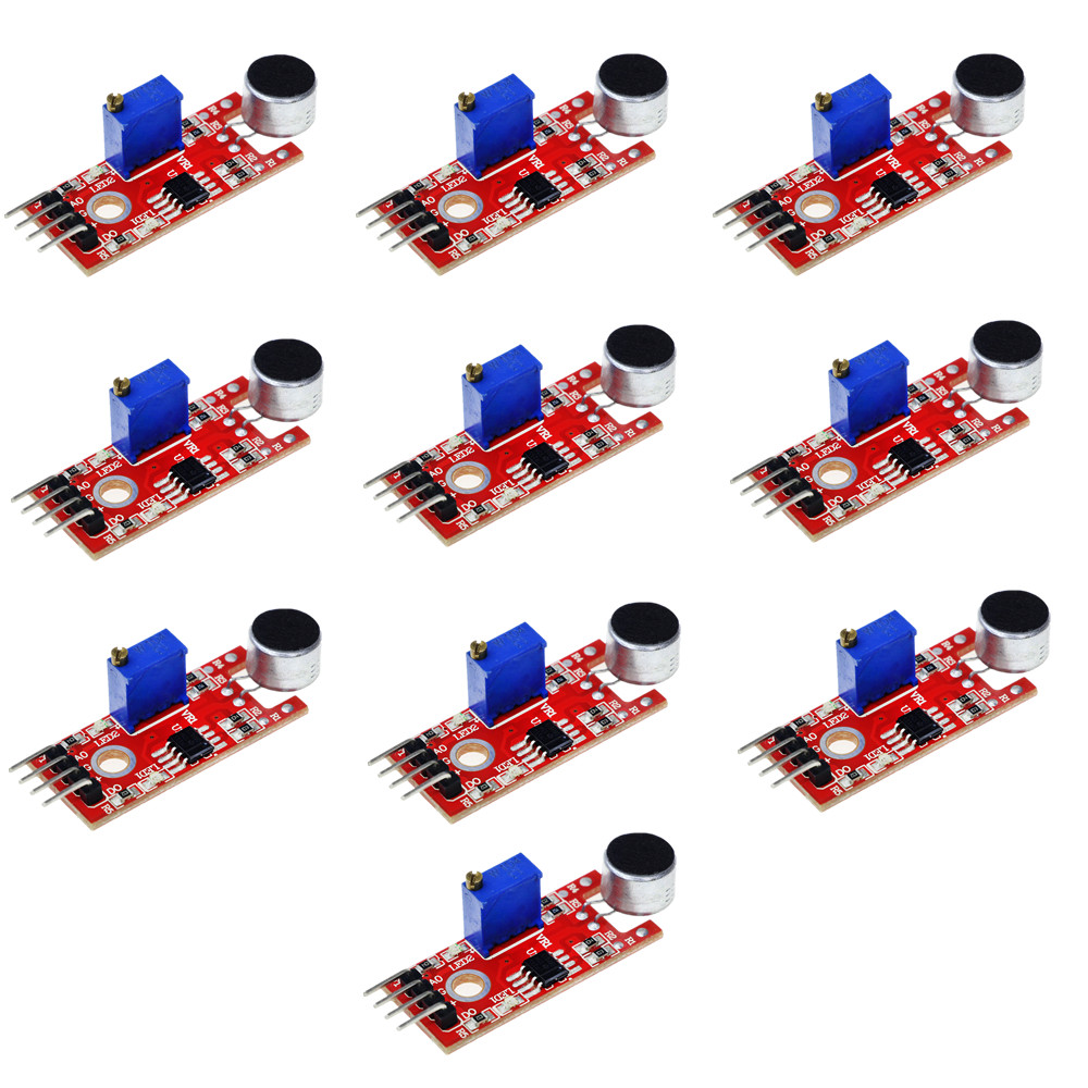 top 10 microphone voice sound sensor module for arduino