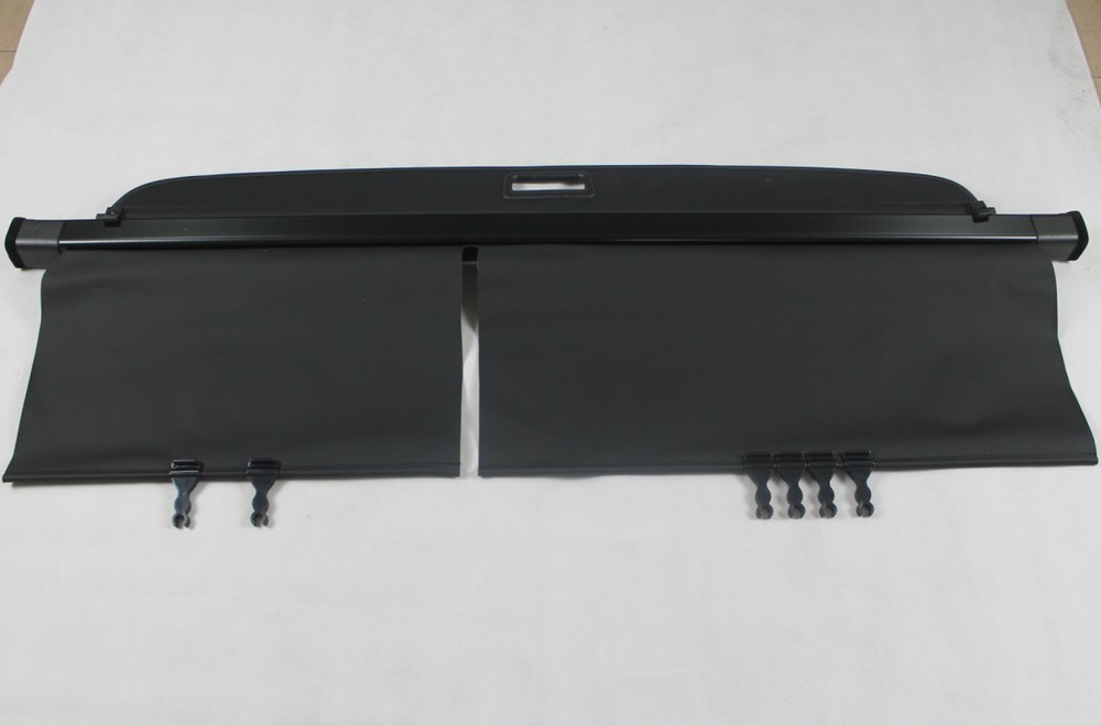 Brand New! Fabric Rear Trunk Security Shield Cargo Cover Black For Toyota RAV4 RAV 4 2006 2007 2008 2009 2010 2011 2012