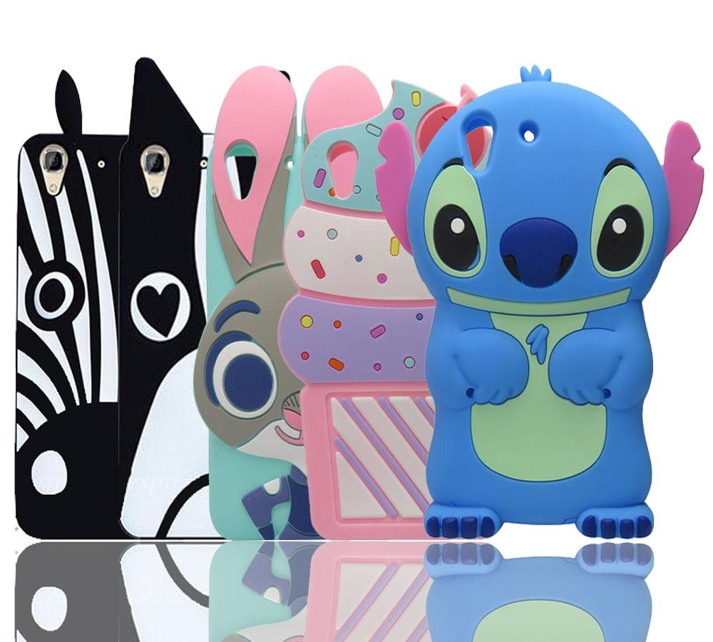 For huawei y6 ii case cute 3d cartoon rabbit stitch case for Case 3d online